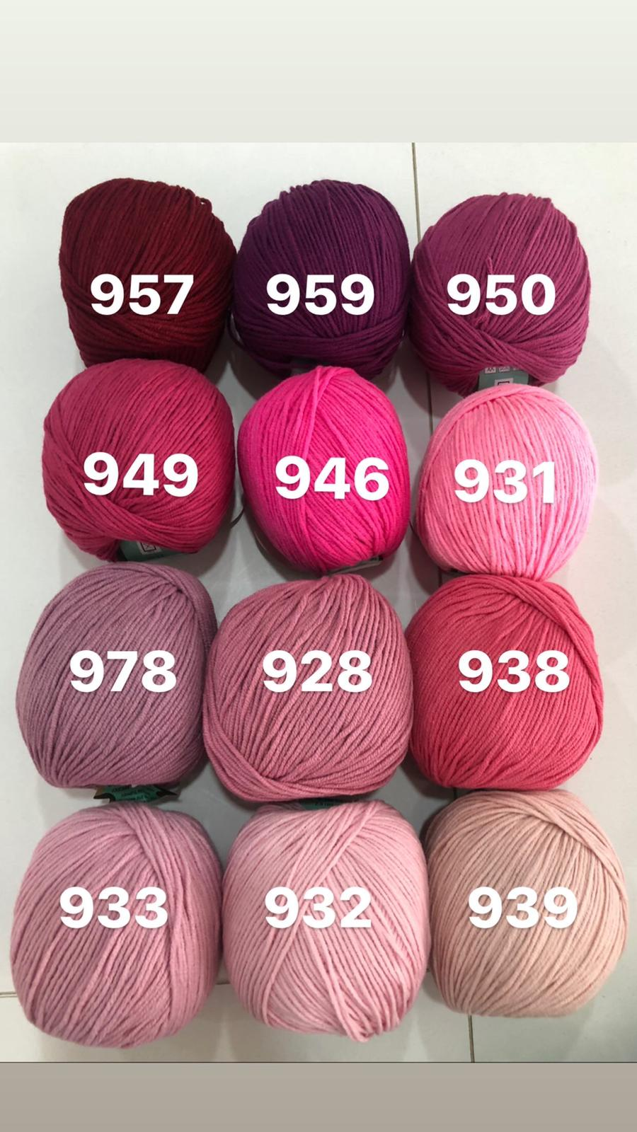 Lanoso Alara 50 gr Amigurumi Örgü İpi *Renk Seçenekli | 1600x900