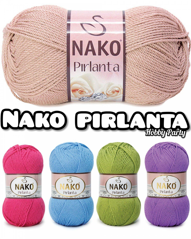 Nako Pırlanta 10889 Örgü İpi - Ten Rengi | 1500x1200