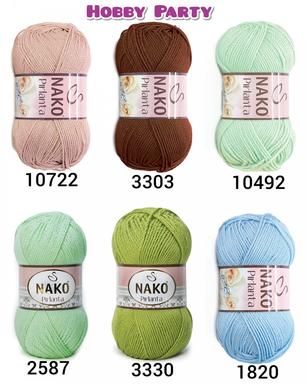 Nako Pırlanta 107 | Nako Pırlanta Amigurumi ipi | Ayaz Yün | 1500x1200